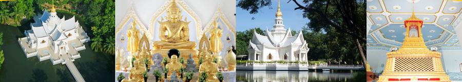 วิหารพุทธภาวณาวิชชาธรรมกาย วิหารหลวงพ่อสด ศาลาสมเด็จพระพุฒาจารย์
